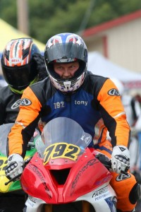 Tony - Racer Profile 3